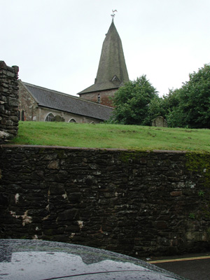 North Tawton church