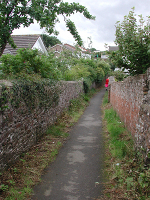 A little lane