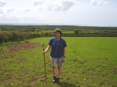 Christine near Patsford