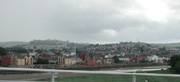 Barnstaple from the new bridge
