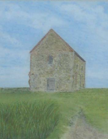 St Peter`s Church, Bradwell